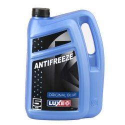 Антифриз Luxe G11 -40 синий 5кг