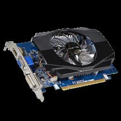 Видеокарта Gigabyte nVIDIA GT 730 2GB G DDR3 GV-N730D3-2GI