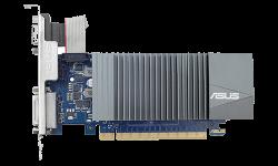 Видеокарта Asus GeForce GT710, 1Gb DDR5 (GT710-SL-1GD5-BRK)