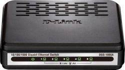 Коммутатор D-Link DGS-1005A