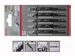 Пилочка для електролобз. дерево 111D (в уп. 5шт) ТМ BOSCH
