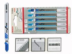 Пилочка для електролобз. метал 318A (в уп. 5шт) ТМ BOSCH