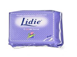 Прокладки гігієнічні 10 шт/3 кр. (Ultra Normal) ТМ LIDIE