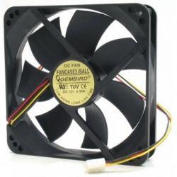 Gembird FANCASE4 4-pin 80х80мм