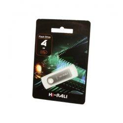 Hi-Rali Shuttle series 4Gb Silver, HI-4GBSHSL