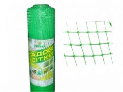 Сітка для пташників 12х14 h1,5 м,l100 м П12/1,5/100 зелений ТМ КЛЕВЕР