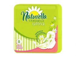 Прокладки гігієнічні 8 шт 5 кр. (Camomile Maxi Classic) ТМ NATURELLA