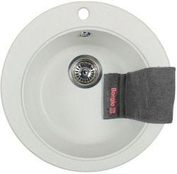 Кухонная мойка Borgio ROM 490 белый