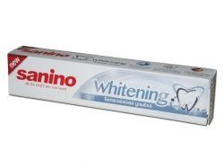 Зубна паста 50 мл (Білосніжна посмішка) ТМ SANINO