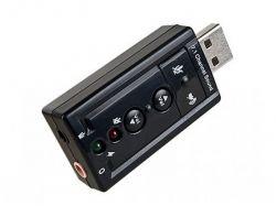 Звуковая карта Dynamode C-Media 108 (USB-SOUND7)