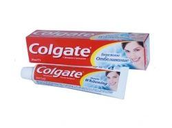 Зубна паста 50 мл (Дбайливе відбілювання) ТМ COLGATE