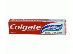 Зубна паста 50 мл (Потрійна дія) Натуральна м ята ТМ COLGATE