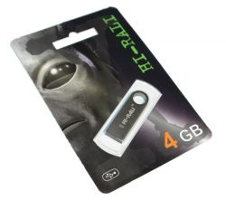 Hi-Rali Shuttle series 4Gb Black / HI-4GBSHBK