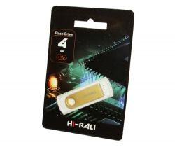 Hi-Rali Shuttle series 4Gb Gold, HI-4GBSHGD