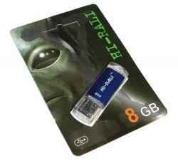 Hi-Rali Rocket series Blue 8Gb / HI-8GBVCBL