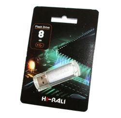 Hi-Rali Rocket series Silver 8Gb / HI-8GBVCSL