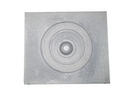Плита чавунна однокамф. універсальна 400х355 ТМ АЛЬЯНС