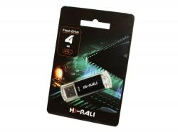 Hi-Rali Rocket series 4Gb Black / HI-4GBVCBK