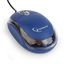Мышь Gembird MUS-U-01-BT синий