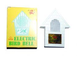 Дзвінок електричний Жовтий Bird Bell ТМ ELEKTRONIK DOOR DELL