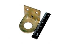 Кріплення для навісного замка кутове 30х30 мм ТМ УКРАЇНА