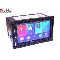 Автомагнитола Мультимедиа 2-DIN Qline Dino-1501 Android 10 2/32 - Картинка 1