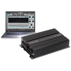 Процессор-усилитель Alpine PDP-E800DSP