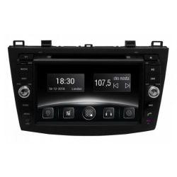 Штатная магнитола Gazer CM5008-BL Mazda 3 (BL) (2010-2014)