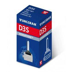 Лампа ксеноновая TUNGSRAM D3S 35W PK32D-5 53660U B1 - Картинка 1