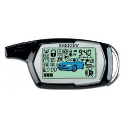 Брелок LCD Sheriff ZX-1090 - Картинка 1