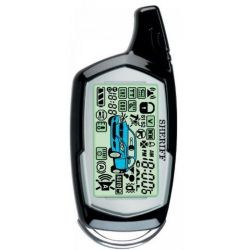 Брелок LCD Sheriff ZX-1090PRO - Картинка 1