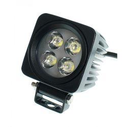 Светодиодная фара AllLight 13T-12W 4chip EPISTAR 9-30V