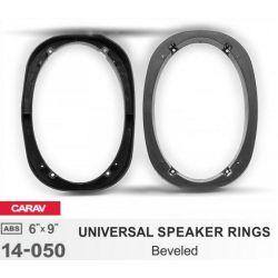 Проставки под динамики CARAV 14-050 универсальные