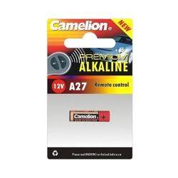 Батарейка CAMELION A27 (12V)  1 шт.