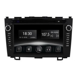 Штатная магнитола Gazer CM5008-RE Honda CRV (RE) (2006-2011)