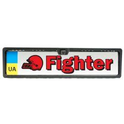 камера в рамке номерного знака Fighter X-102 - Картинка 1