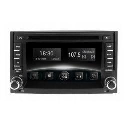 Штатная магнитола Gazer CM5006-TQ Hyundai H1 (TQ) (2007-2012)