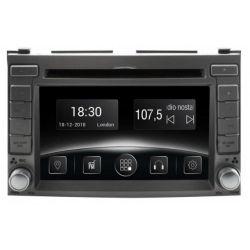 Штатная магнитола Gazer CM5006-PB Hyundai i20 (PB) (2008-2013)