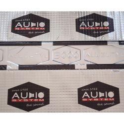 Шумоизоляция AudioSystem Alubutyl 3000 3.0 mm (0,7х0,5)