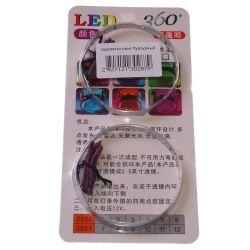 """Светодиодная подсветка линз 3,0"""" пурпурная"""