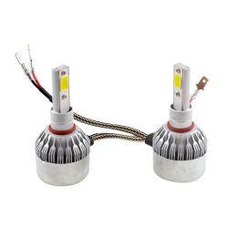 Лампы светодиодные C6 H3 12-24V COB (2шт)