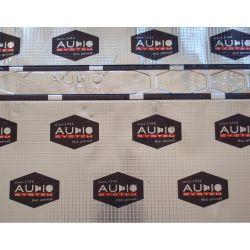Шумоизоляция AudioSystem Alubutyl 4000 4.0 mm (0,7х0,5)