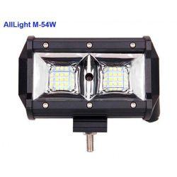 Светодиодная фара ближнего света AllLight M-54W 3030 9-30V