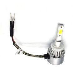 Лампы светодиодные C6 H27 (880) 12-24V COB (2шт)