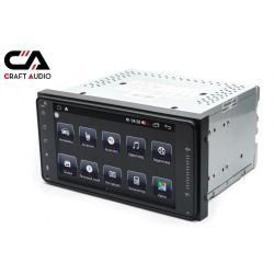Штатная магнитола CraftAudio CA-7236 Toyota Uni 7'