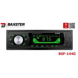 Автомагнитола BAXSTER BSF-144G (green)