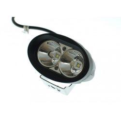 Светодиодная фара AllLight 54T-20W 2 chip CREE 9-30V