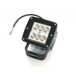 Светодиодная фара ближнего света AllLight 15T-18W 6 chip EPISTAR 9-30V
