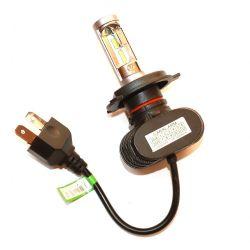 Лампы светодиодные LED H4 6000K Radiator CSP 2шт