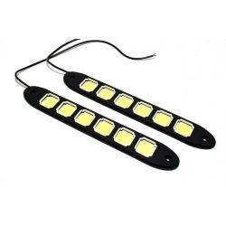 Светодиодные (LED) фары Cobalt DRL C101A 6 (26 см)